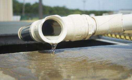 Staying thirsty: Denton's water origins