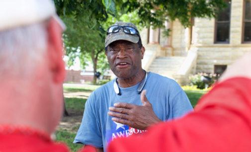Confederate statue debate amid national racism discussion