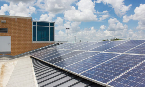 Discovery Park goes green with zero energy lab