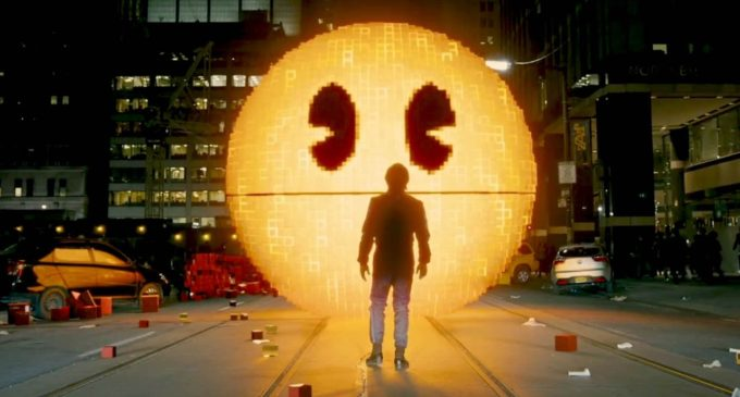 The Dose: 'Pixels' brings the laughs, lags