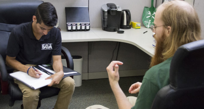 Campus governments seek collaboration as semester begins