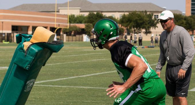 New defensive coordinator earns players' respect