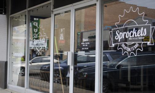 Bike shop pedals through management, store changes