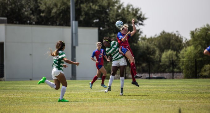 Soccer newcomers thriving in early stages of season