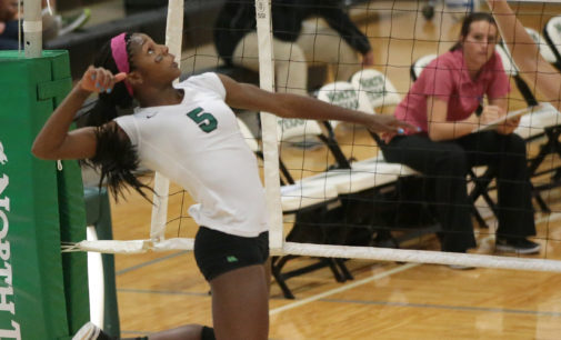Volleyball advances past FAU in C-USA tourney quarterfinal