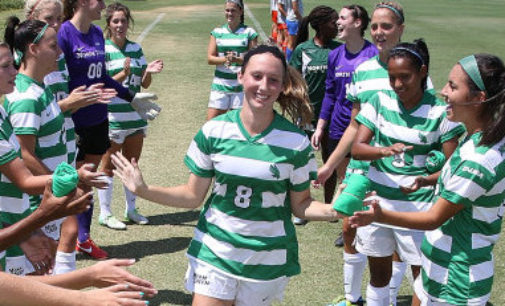 Soccer remains undefeated with victory over Incarnate Word
