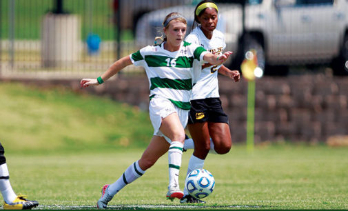 Soccer team ranked No. 3 in regional coaches' poll after successful weekend