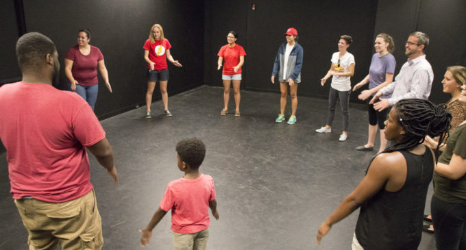 Mysterious Menagerie auditions bring jitters, excitement