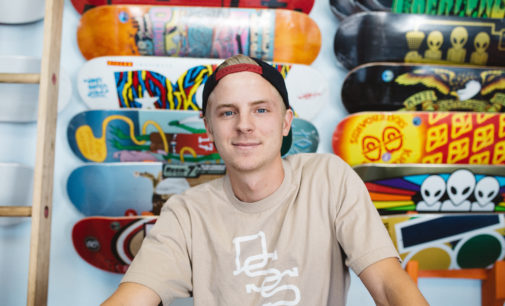 Local skaters gain air in pursuit for new skate park