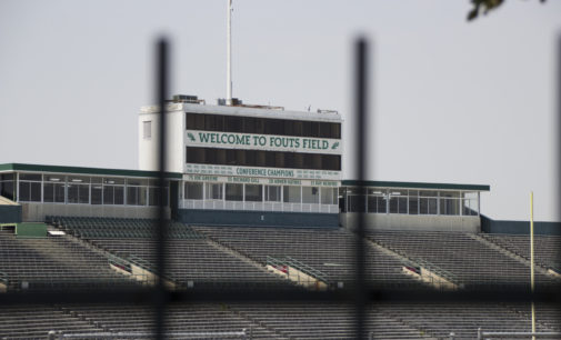 Fouts Field to be demolished