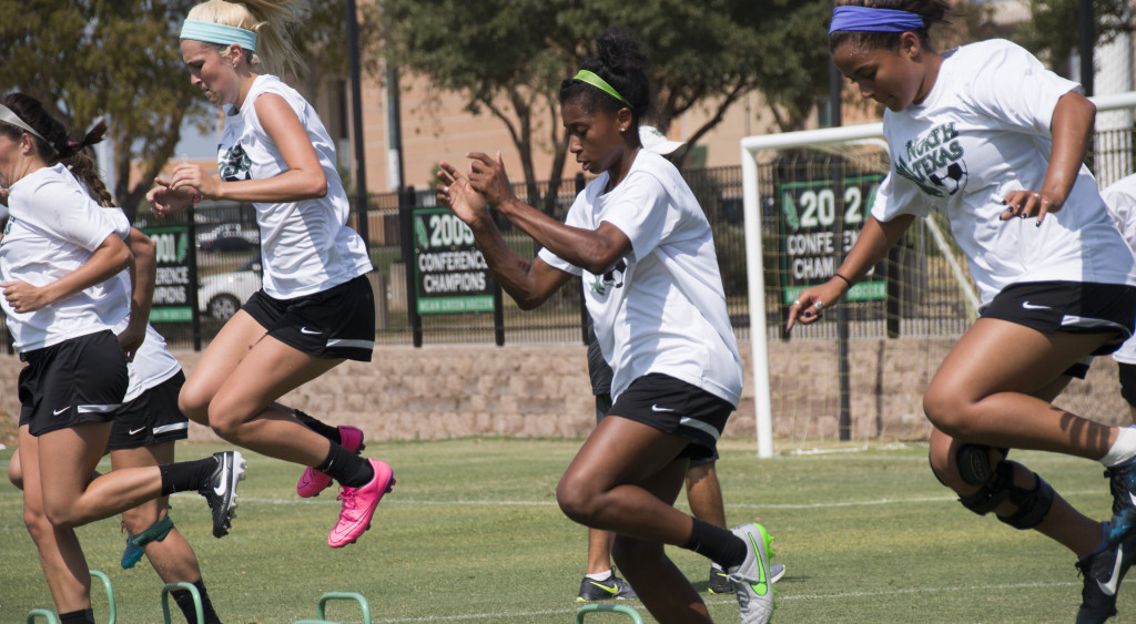 Soccer's Holden looks to bounce back from sophomore slump ...