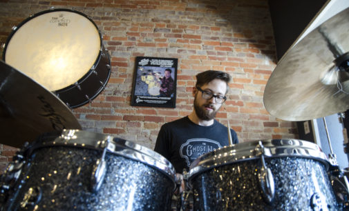 Drum roll please: local boutique store tunes up