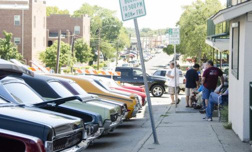 Arts, Antiques & Autos Extravaganza travels through Denton Square