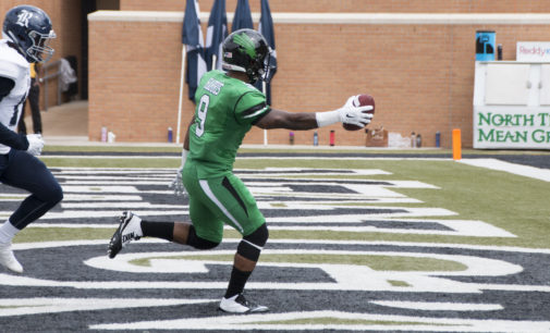 Turnovers doom Mean Green again in loss vs. Rice