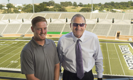 Returning to their roots: McCarney and McNulty return to Iowa this weekend