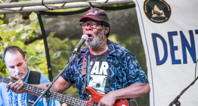 Blues Festival gets Dentonites up and moving