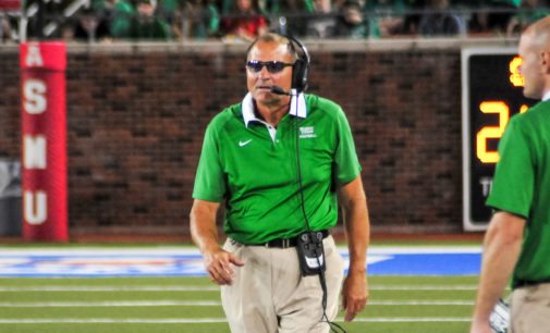 Road woes continue for McCarney, football team