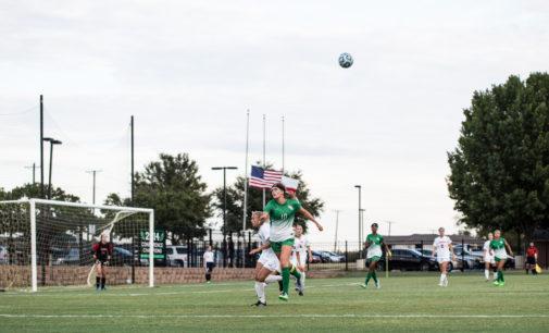 Soccer blows out Lamar 6-0
