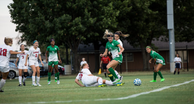 Soccer plays to a 0-0 draw with Marshall in C-USA Opener