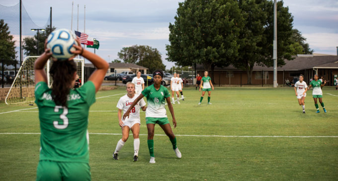 Holden helps soccer defeat FIU at home