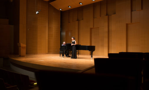 'Liszt and Damnation' comes to UNT