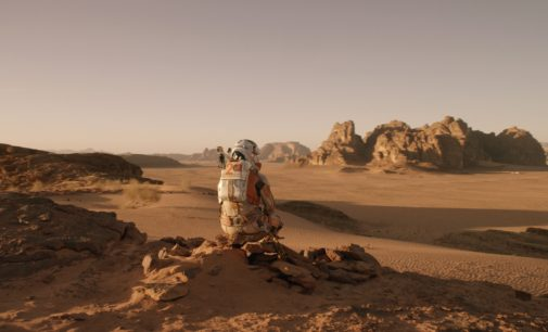 'The Martian' and the need for space travel propaganda