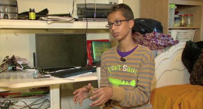 TAMS alumni offer scholarship to Ahmed Mohamed