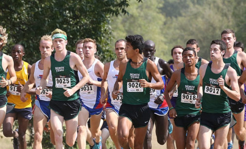 North Texas cross country finishes 4th and 6th at C-USA championships