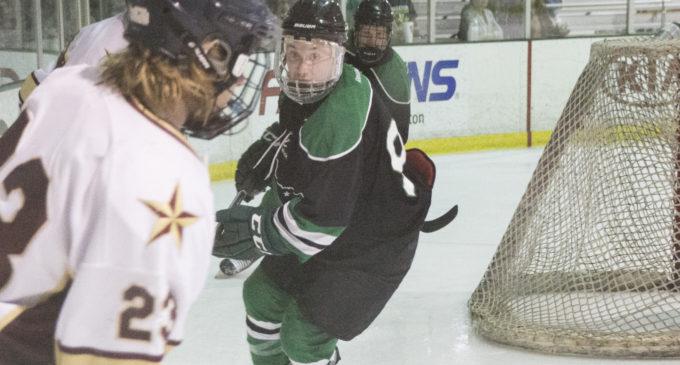 UNT club ice hockey team suspended one year