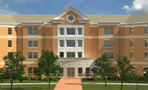 New honors hall reflects a desire for tier-one recognition