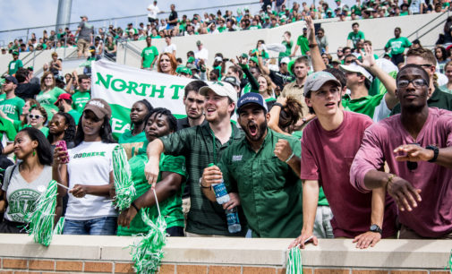 UNT's student ticket package for SMU game includes bus ride to Dallas