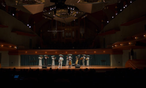 Mariachi program turns up the music, tunes up the metroplex