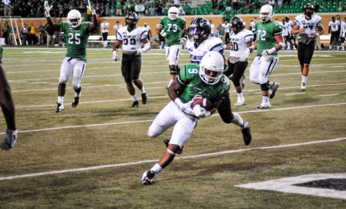 Portland State University crushes North Texas on homecoming