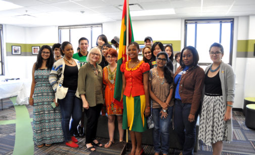 International students share native culture at Global Grounds Café