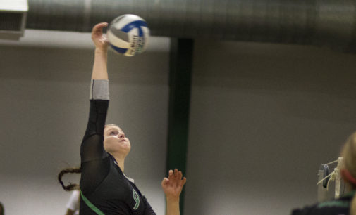 Freshman Hannah Shaw leaves North Texas volleyball, transfers to Tulane