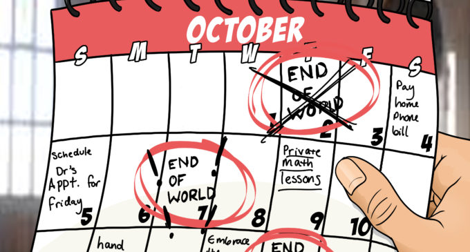 Cartoon: It's the End of the World?