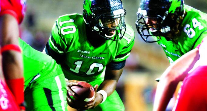 Quarterback DaMarcus Smith no longer with football program