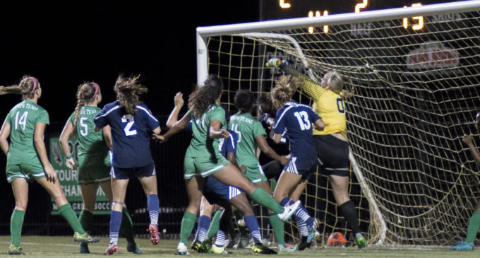 Soccer's Kerestine looks to keep playing despite unlucky end to North Texas career