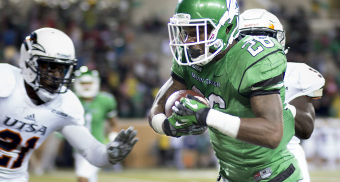 Mean Green football routed by Louisiana Tech on road