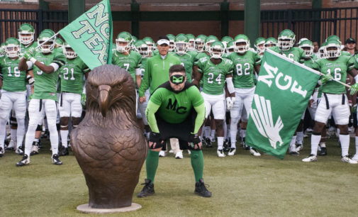 Mean Green defeats UTSA, grabs first win of the season