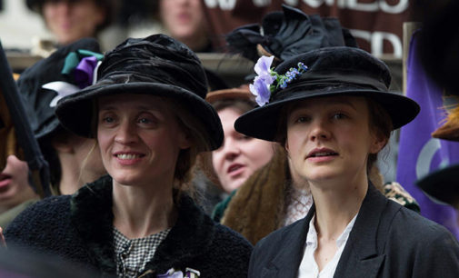 The Dose: 'Suffragette' a proponent for equal rights, past and present