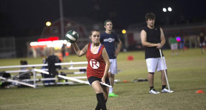 Quidditch club provides change of pace from traditional sports teams