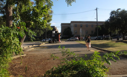 New student apartment complex, and what's happening to Voertman's