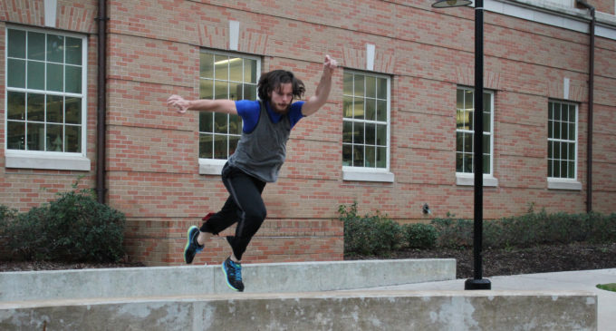 Parkour offers more than the ability to leap