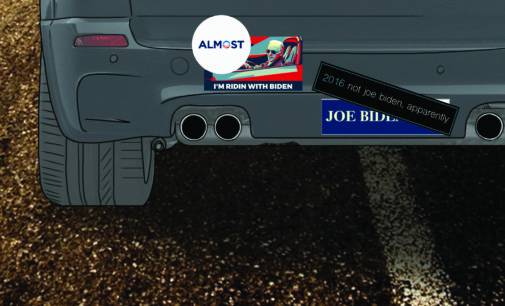 Cartoon: No Biden 2016