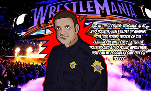 Cartoon: WrestleMania 2015