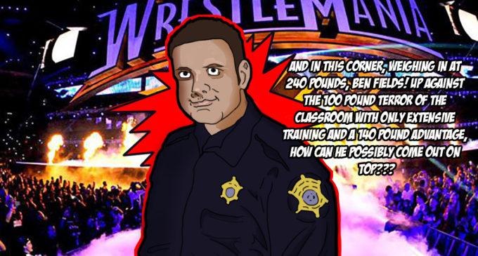 Cartoon: WrestleMania 2015
