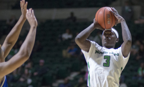 Men's basketball looks to bounce back after quick exit last season