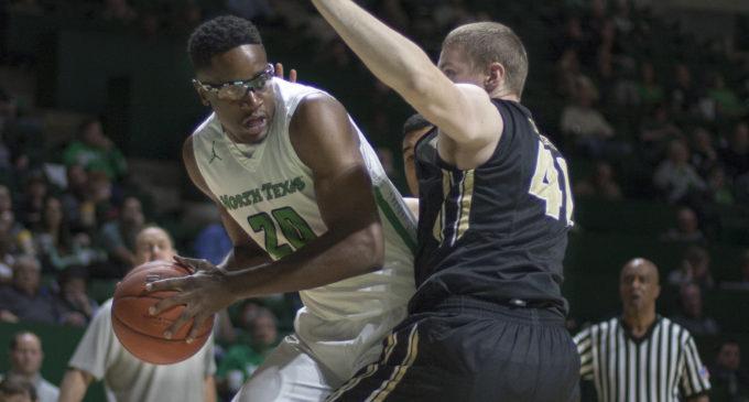 Benford praises team's execution of gameplan in men's basketball win over Nicholls State