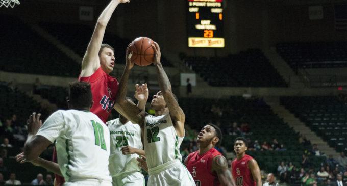 Men's basketball falls to Samford for second straight loss